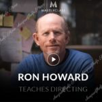 Ron Howard – Masterclass on Directing
