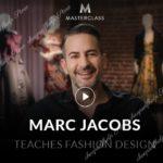 Marc Jacobs – Masterclass on Fashion Design