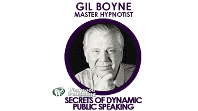 boyne, dynamic, gil, hypnosis, hypnotist, master, power, programming, public, secrets, speaking