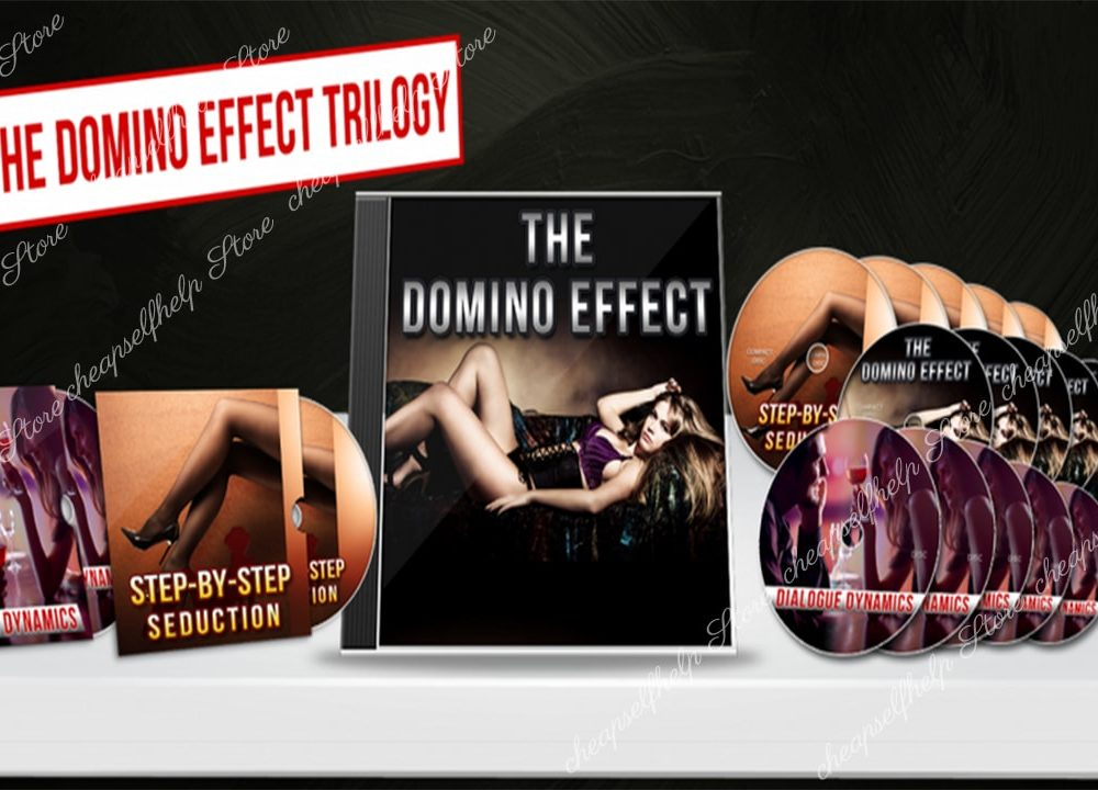 justin, wayne, domino, effect, dialogue dynamics, seduction, effect, step-by-step