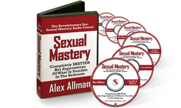 Alex, Allman, sexual, mastery, audiobook, communication, confidence, making love, potential, sex